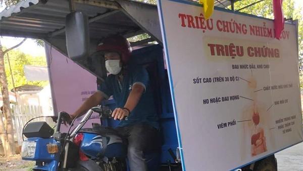 Đi từng ngõ, gõ từng nhà, rà từng đối tượng để truy vết người nhiễm Covid-19 tại Quảng Nam