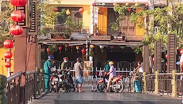 Quảng Nam ghi nhận thêm 1 ca mắc Covid-19 vào tối 10/8