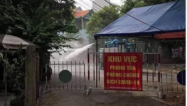 Quảng Nam ghi nhận thêm 2 ca mắc Covid-19 vào tối 13/8.