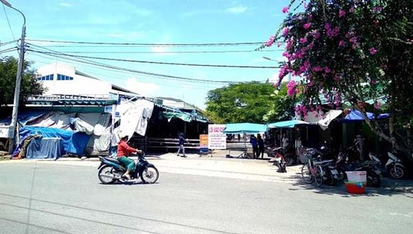 3 tiểu thương tại 2 chợ mắc Covid-19, Đà Nẵng phát thông báo khẩn