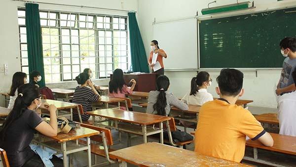Hoạt động dạy và học tại Đà Nẵng chia làm 2 mốc bắt đầu trở lại