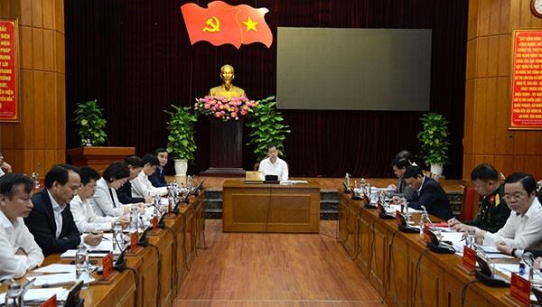Thành ủy Đà Nẵng họp bàn xây dựng thí điểm chính quyền đô thị