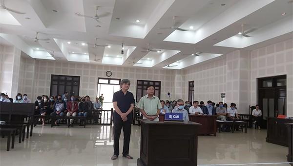 Đà Nẵng: Hơn 12 năm tù cho các bị cáo gây thiệt hại 9,2 tỷ đồng tại khu tái định cư Hòa Liên 3, 4