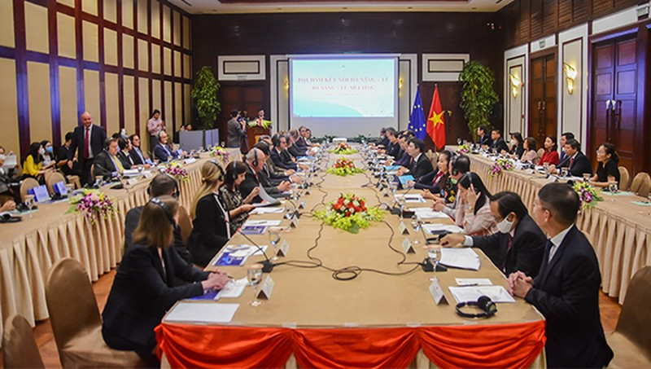 Tọa đàm kết nối Đà Nẵng-EU