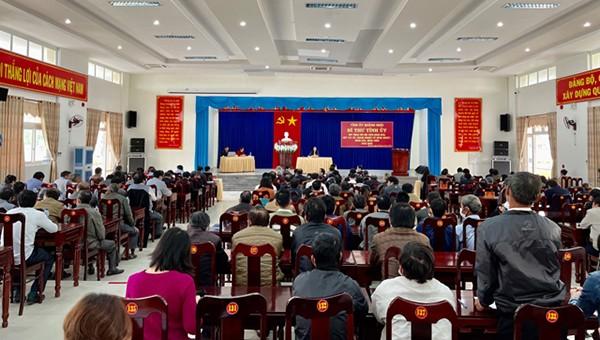 """Liên kết """"6 nhà"""" trong nông nghiệp tại Quảng Ngãi còn yếu"""
