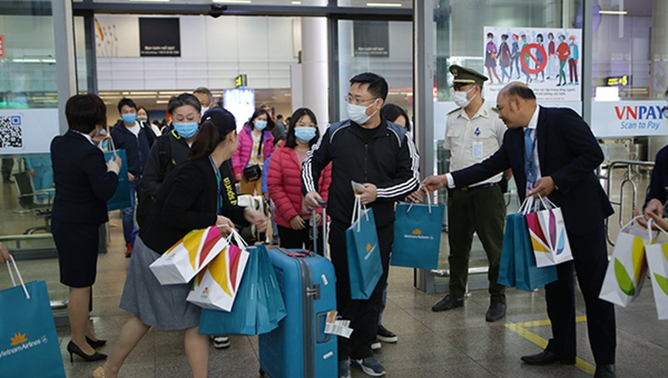 Đà Nẵng đón hơn 50.000 lượt du khách đầu năm mới 2021