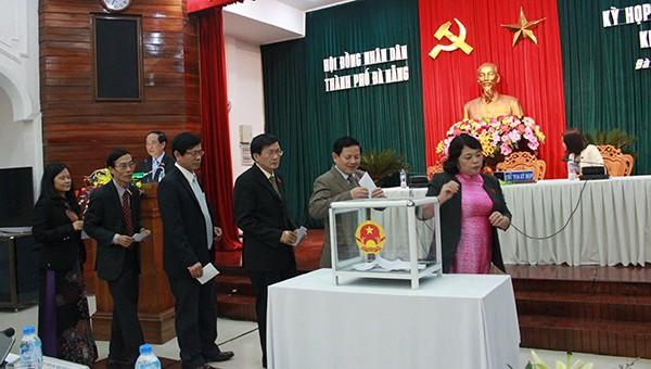 Quảng Nam và Đà Nẵng bắt đầu nhận hồ sơ ứng cử Đại biểu Quốc hội, Đại biểu HĐND.