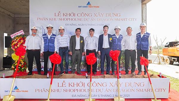 Đất Xanh Miền Trung khai xuân với nhiều dự án, sản phẩm mới tại TP Đà Nẵng