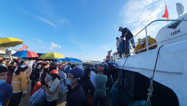 Mở tuyến đường biển Đà Nẵng - Lý Sơn để phát triển du lịch