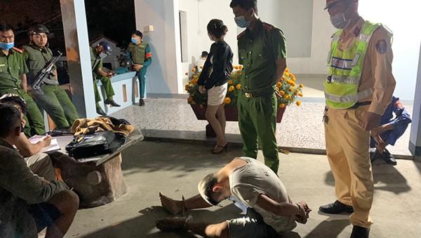 Nhóm đối tượng đưa thuốc lắc ra Đà Nẵng cố tình mua chuộc lực lượng chức năng