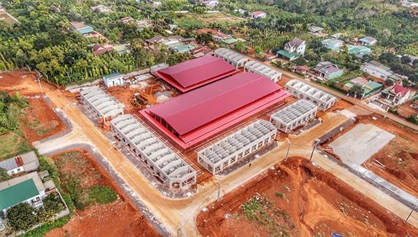 Kế hoạch xây phố chợ Pơng D'Rang (Đắk Lắk) trong 5 tháng có khả thi?