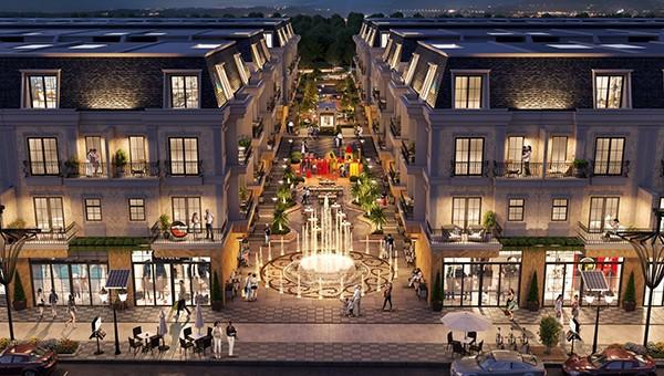Phố thương mại hạng sang Regal Pavillon- mảnh ghép còn thiếu của Đà Nẵng