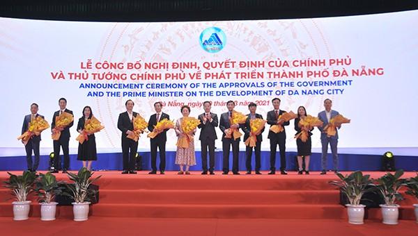 Công bố các cơ sở pháp lý về phát triển TP Đà Nẵng