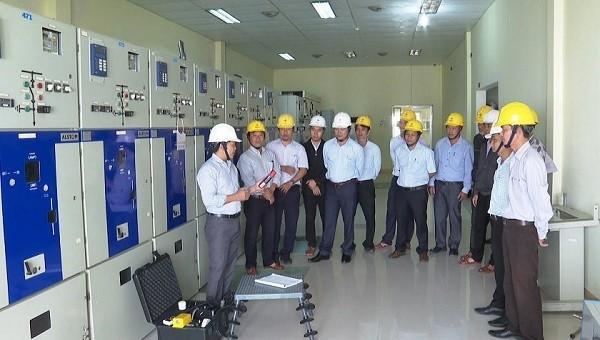 PC Quảng Ngãi tăng cường biện pháp đảm bảo an toàn điện