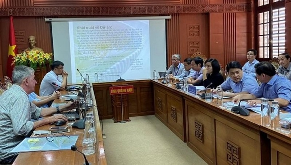 Đề xuất đầu tư khu nghỉ dưỡng 50 triệu USD tại Điện Bàn