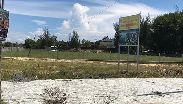 Quảng Nam cấp lại 100% tiền giao đất có thu tiền sử dụng đất cho 4 địa phương