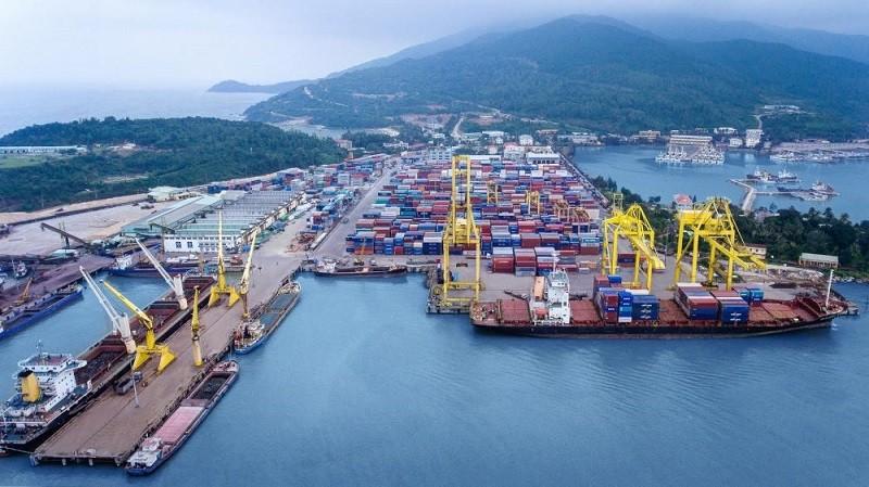 Dự án cảng Liên Chiểu đang được Chính phủ và TP Đà Nẵng đốc thúc để đẩy nhanh quá trình thực hiện. Ảnh: baodautu.vn