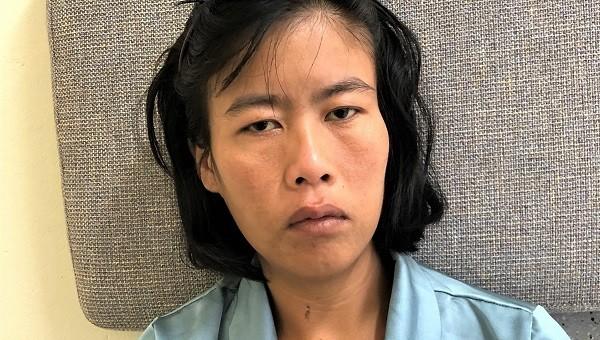Nữ đạo chích Nguyễn Thị Kim Phượng.