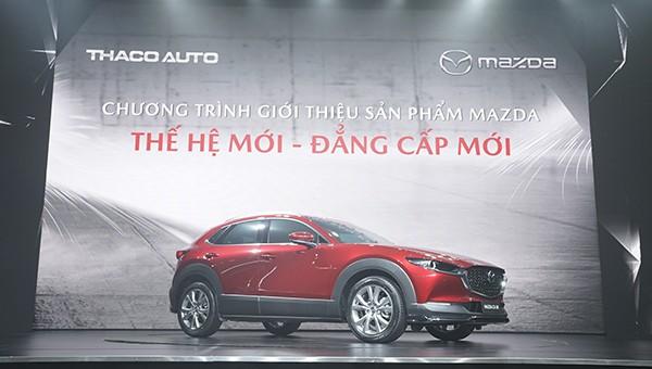 Xe Mazda CX- 30 thế hệ mới