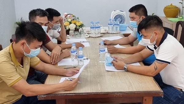 Bắt thêm 14 nghi can tiếp tay đưa người Trung Quốc nhập cảnh trái phép vào Việt Nam