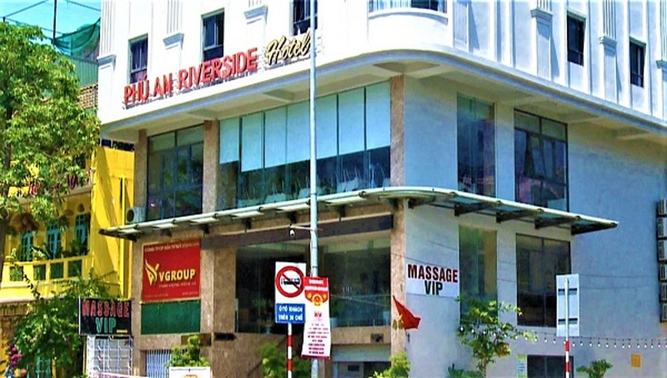 Nữ nhân viên khu vực massage khách sạn Phú An (Đà Nẵng) nghi nhiễm Covid - 19