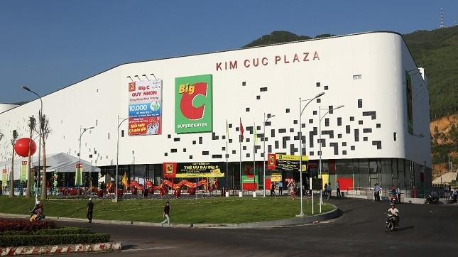 Khai trương đại siêu thị Big C Quy Nhơn