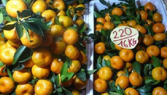 Phát hiện 300 tấn trái cây Trung Quốc dính độc được xuất sang Việt Nam