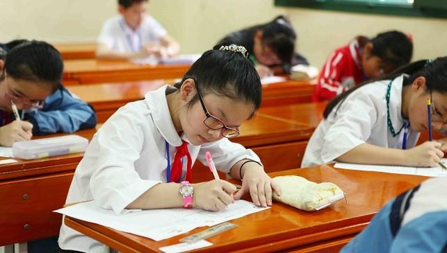 Chưa có loại thuốc nào có thể giúp học sinh tăng trí nhớ và khả năng học tập (Ảnh minh họa).