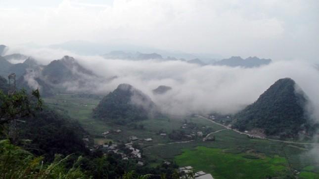 Một góc Lũng Vân