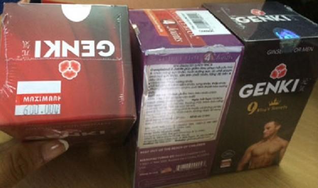 Mẫu kiểm nghiệm Genki 6 cho thấy không phát hiện hàm lượng sâm như công bố của nhà nhập khẩu