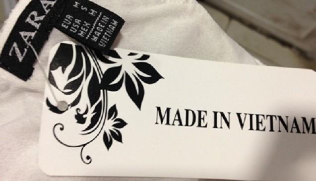 """Nhiều hàng """"Made in Việt Nam"""" bị làm giả ở nước ngoài"""