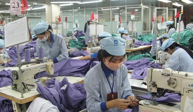 TPP được các doanh nghiệp dệt may Việt Nam đặt nhiều kỳ vọng khi mở ra cơ hội tăng trưởng xuất khẩu