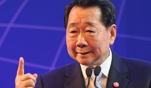 Tỷ phú Dhanin Chearavanont là chủ tịch kiêm CEO của C.P Group