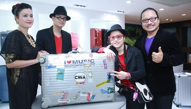 RIMOWA khai trương cửa hàng đầu tiên tại Hà Nội