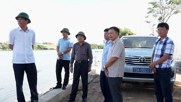 Thị xã Ba Đồn (Quảng Bình) nỗ lực biến tiềm năng thành sự khác biệt