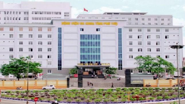 Bệnh viện đa khoa tỉnh Phú thọ khẳng định uy tín và vị trí trong ngành Y