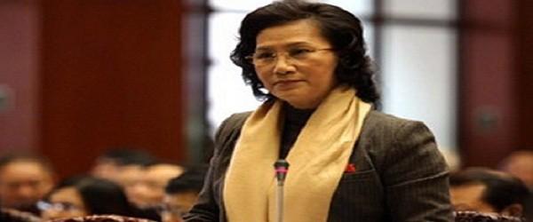 Phó Chủ tịch Quốc hội Nguyễn Thị Kim Ngân(Nguồn Internet)