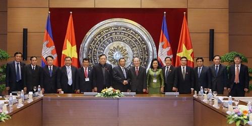 Việt Nam - Campuchia luôn hợp tác xây dựng đường biên giới hòa bình