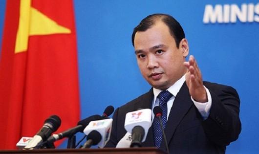 Kiên quyết phản đối thông báo nghỉ bắt cá của Trung Quốc ở biển Đông