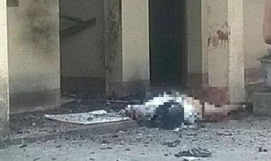 Bắc Giang: Nghi vấn vụ án mạng giết vợ rồi ôm mìn tự sát