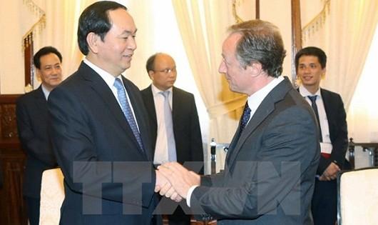 EU sẽ hợp tác với Việt Nam về thực thi pháp luật, bổ trợ tư pháp