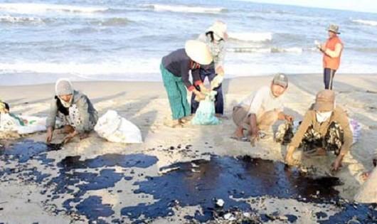 Ô nhiễm biển đã đến mức báo động đỏ.