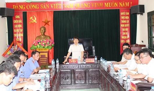 Nam Định:  Nhiều giải pháp nâng cao hiệu quả thi hành án