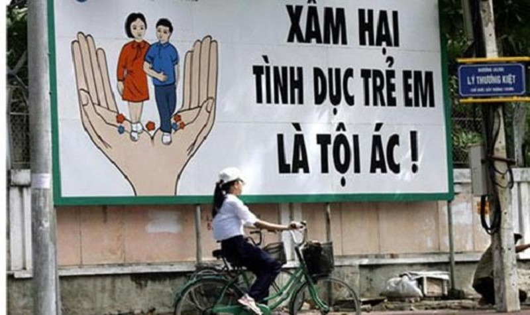 Mạnh tay để trị tận gốc tội phạm xâm phạm  tình dục trẻ em
