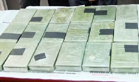 Hoàn tất cáo trạng truy tố 23 bị can trong đường dây mua bán ma túy khủng