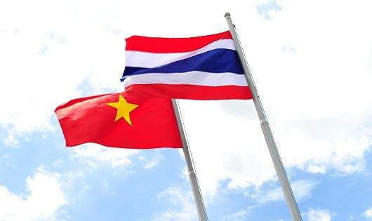Việt Nam – Thái Lan: Phấn đấu kim ngạch thương mại 20 tỷ USD