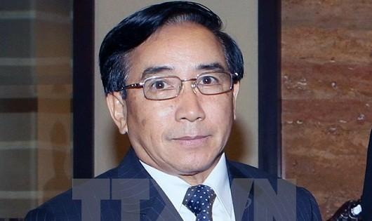 Phó Chủ tịch CHDCND Lào thăm Việt Nam