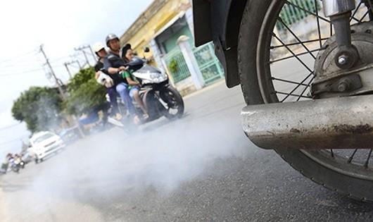 Sắp kiểm định khí thải môtô, xe gắn máy ở 5 thành phố lớn