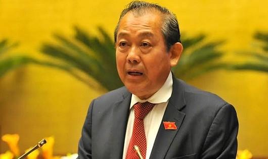 Phó Thủ tướng Trương Hòa Bình: 7 nhiệm vụ trọng tâm của công tác Tư pháp