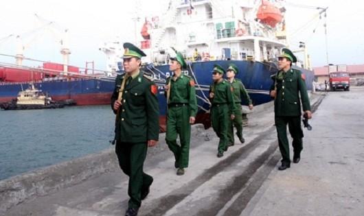 Đà Nẵng: Phối hợp bảo vệ an ninh khu vực biên giới biển
